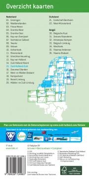 zuid holland kaart